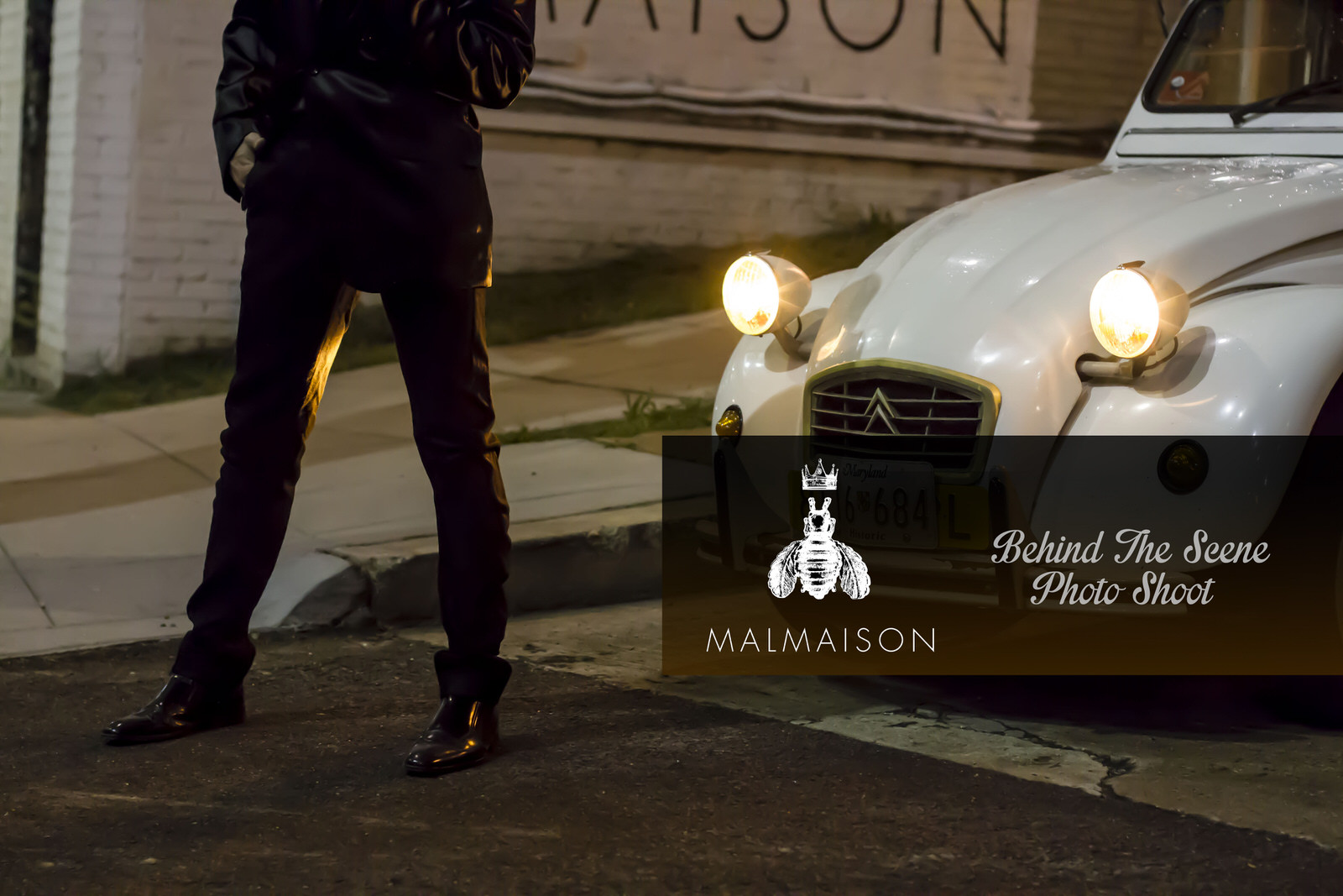Malmaison – Behind the scene photo shoot